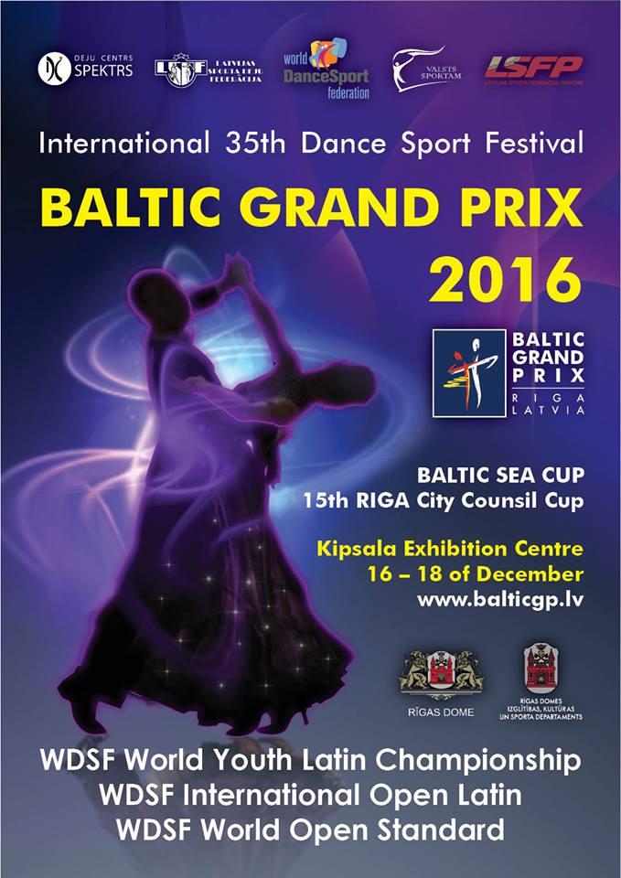 BALTIC GRAND PRIX